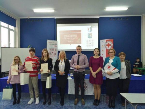 Konkurs o zdrowym stylu życia w Kołobrzegu