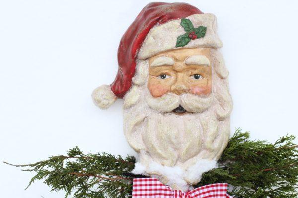 W wielu miejscach na świecie Mikołaj jest utożsamiany jako brodaty staruszek