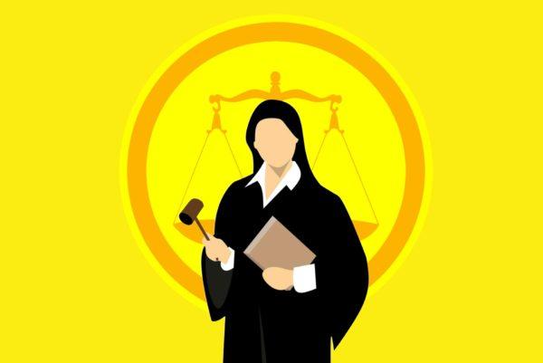 Większość pracujących w sądzie wzięła L4!